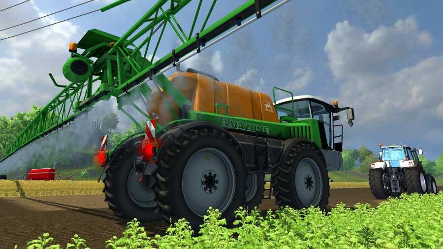 模拟农场2017截图4