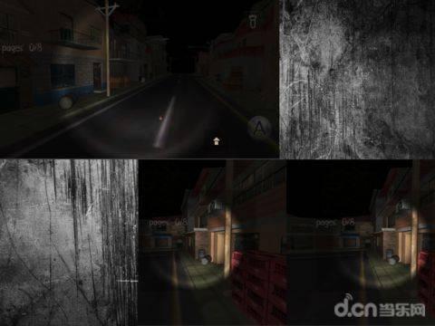 恐怖之夜VR截图1