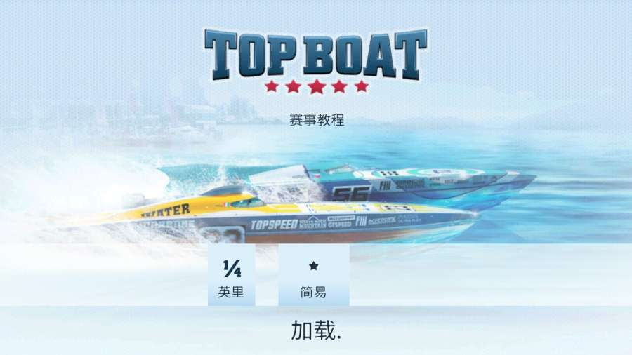 顶尖快艇:竞速