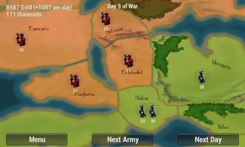 战争边缘截图3