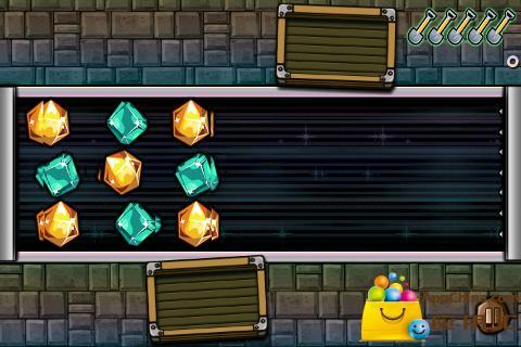 玩免費益智APP|下載宝石矿工 app不用錢|硬是要APP