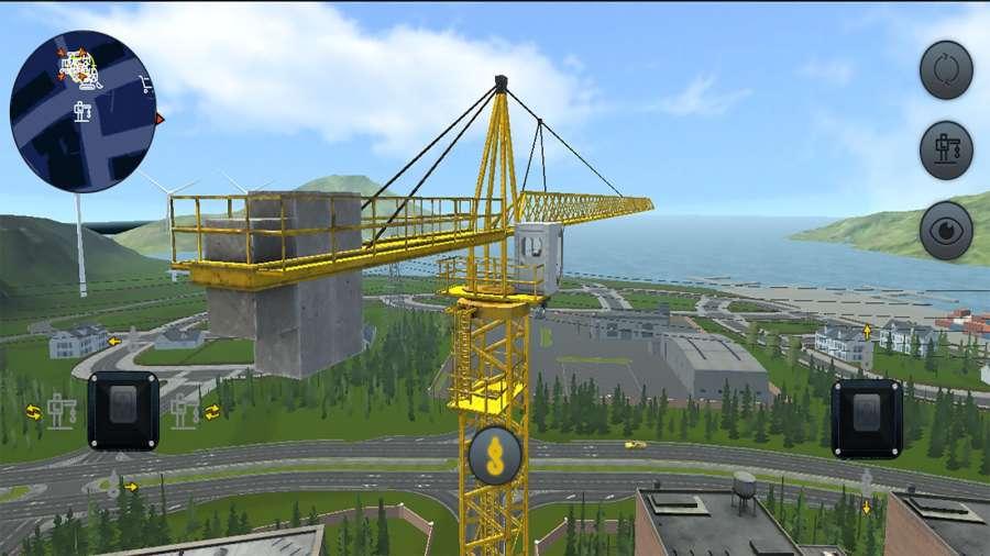 城市建造模拟截图1
