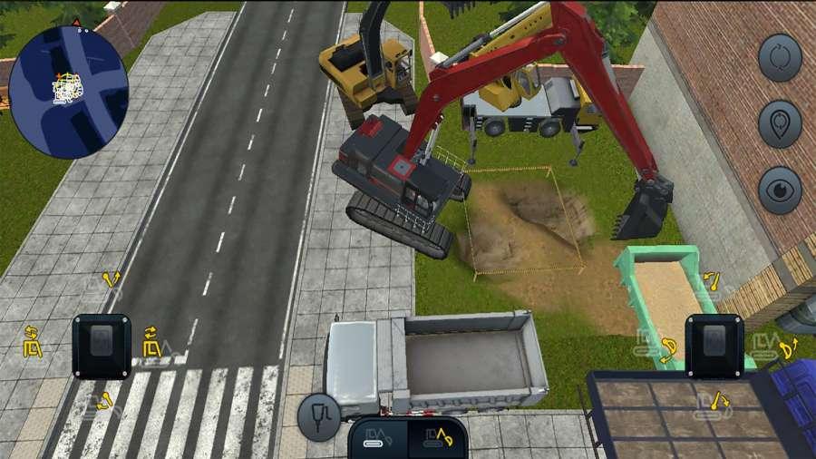 城市建造模拟截图3