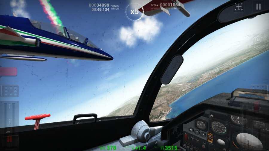 意大利飞行特技模拟截图2