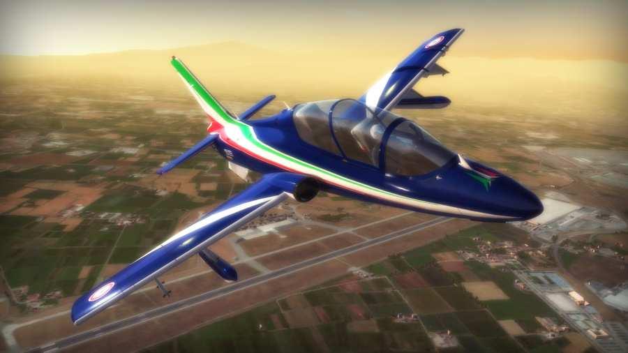 意大利飞行特技模拟截图3