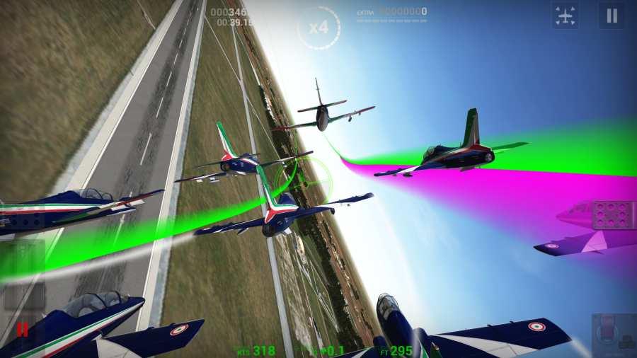 意大利飞行特技模拟截图4