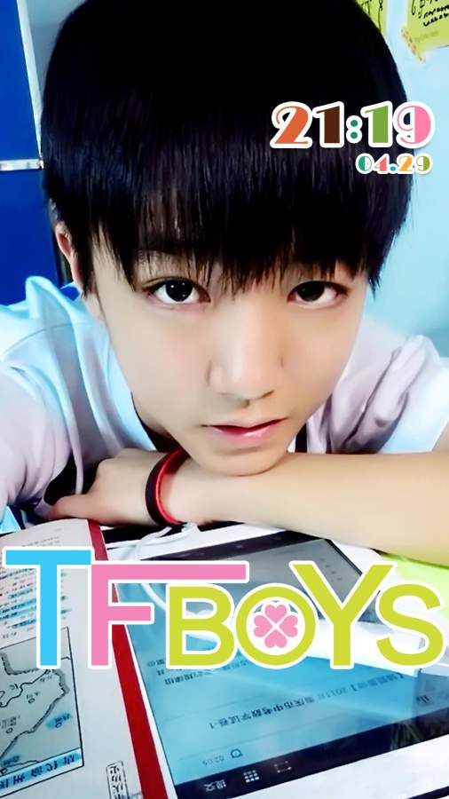 TFBOYS-王俊凱