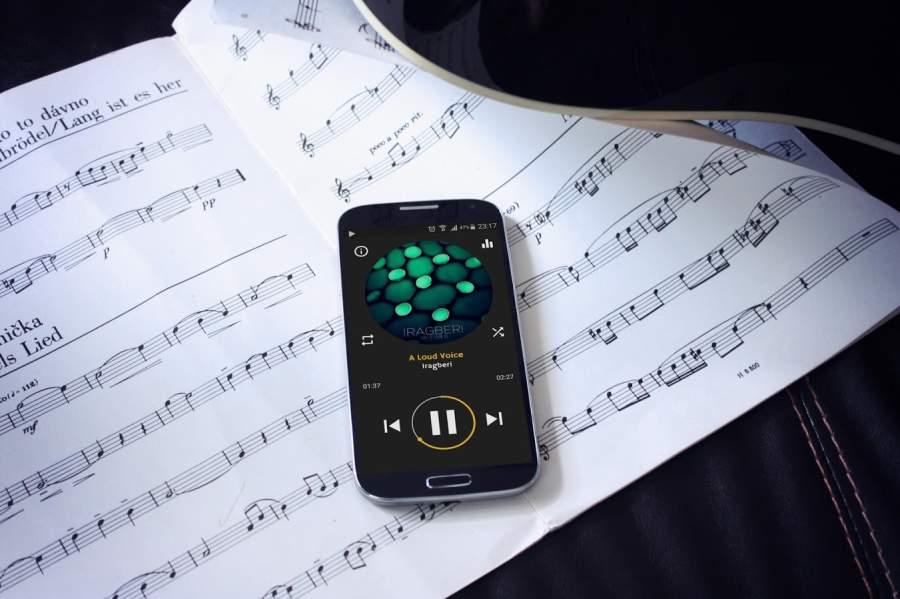 Philomel音乐播放器