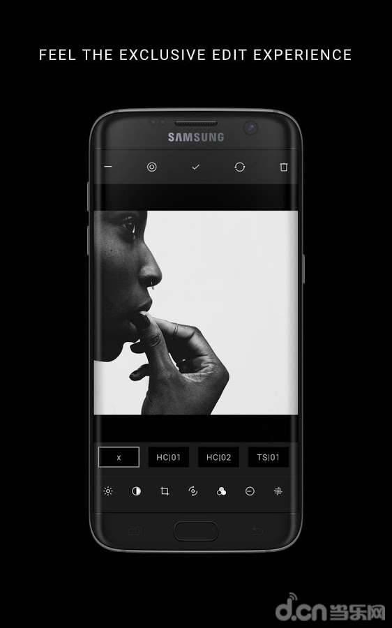 黑白摄影截图0