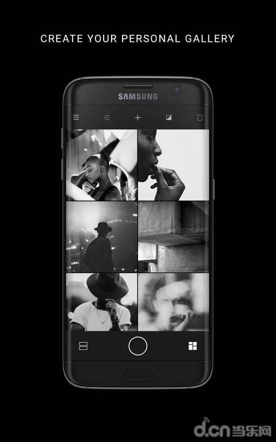 黑白摄影截图1