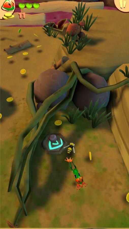 青蛙王子归家记