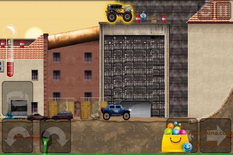 免費賽車遊戲App|愤怒卡车|阿達玩APP