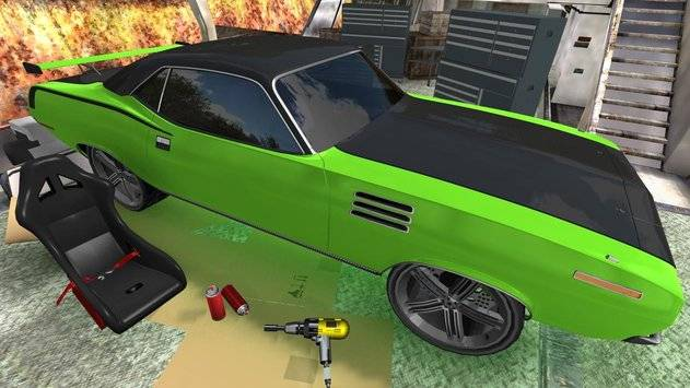 Fix My Car Classic Muscle 2 LT截图4