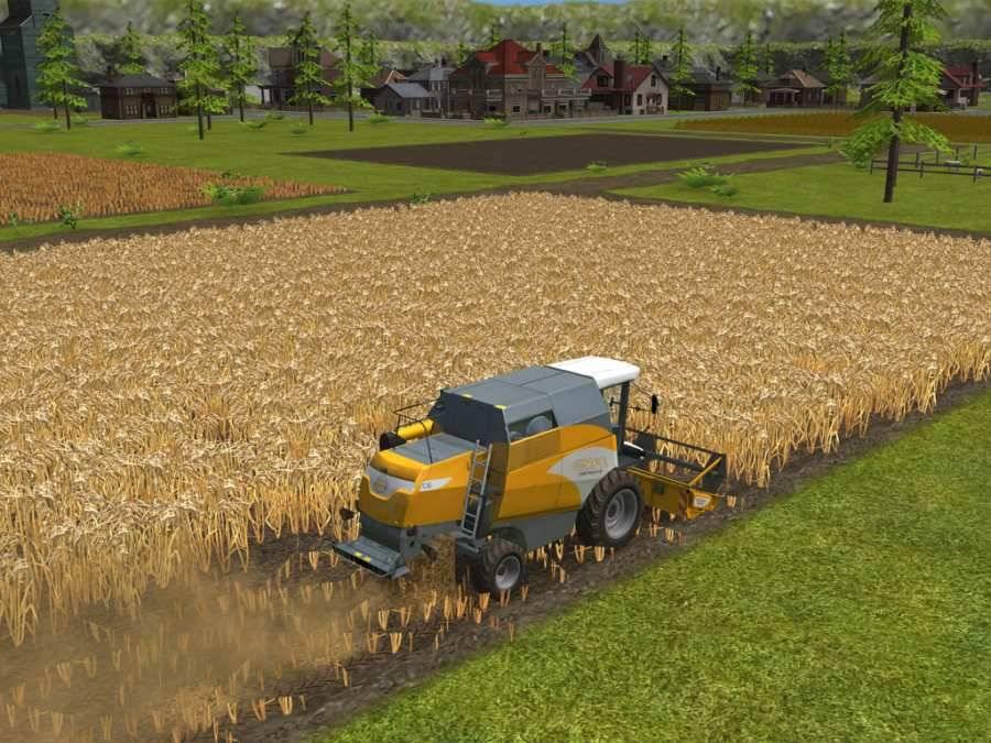 模拟农场16 免验证金币修改版截图1