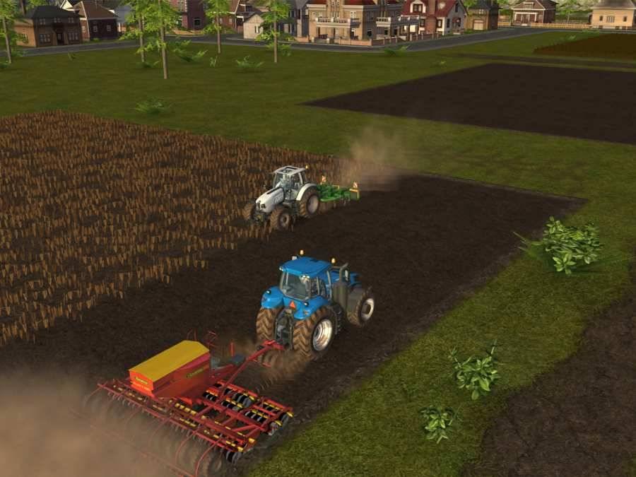 模拟农场16 免验证金币修改版截图3