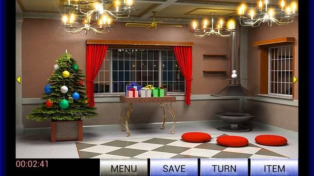 Escape Game:Christmas House截图0