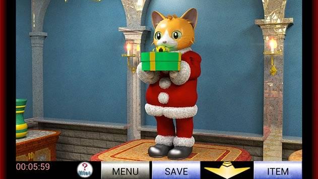Escape Game:Christmas House截图3