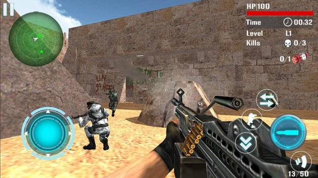 Counter Terrorist Attack Death截图6