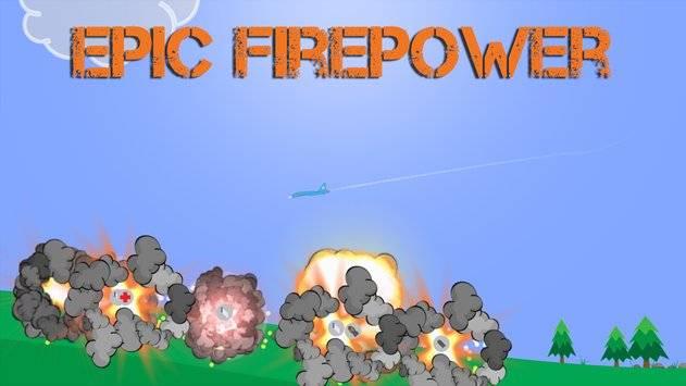 Atomic Bomber Fighter截图0