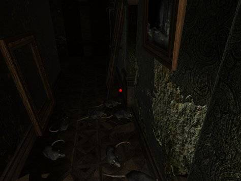 VR Haunted House 3D截图1