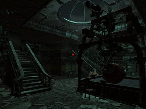 VR Haunted House 3D截图6