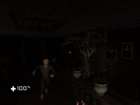 VR Haunted House 3D截图8