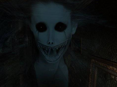 VR Haunted House 3D截图9