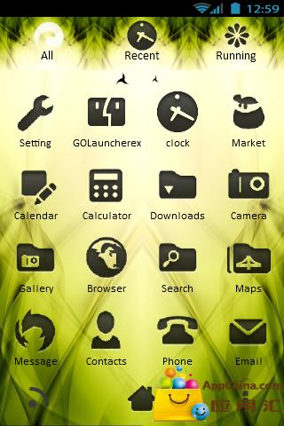 【免費工具App】桌面主题-绿色标记-APP點子