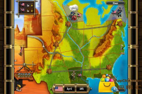 南北士兵大决战截图1