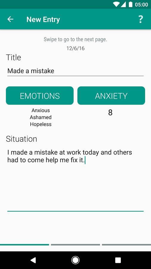 克服焦虑截图3