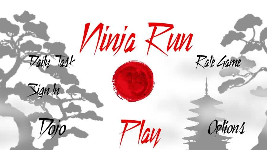 忍者奔跑:Ninja