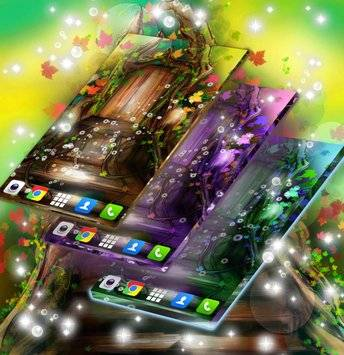Magic Touch Wallpaper Live截图0