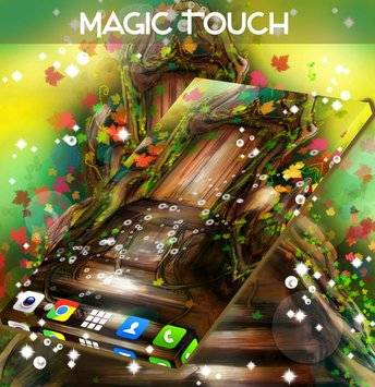 Magic Touch Wallpaper Live截图1