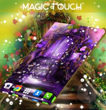 Magic Touch Wallpaper Live截图2