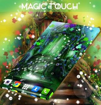 Magic Touch Wallpaper Live截图3