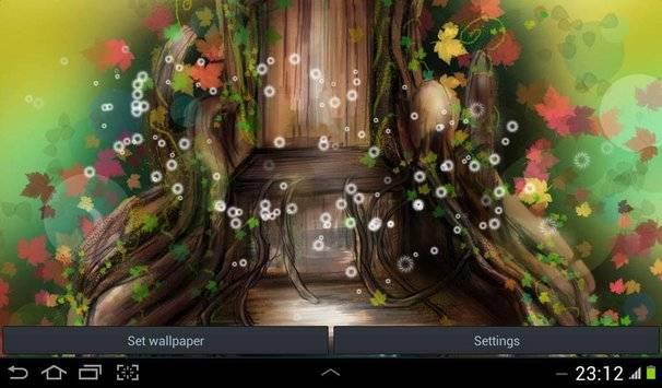 Magic Touch Wallpaper Live截图8