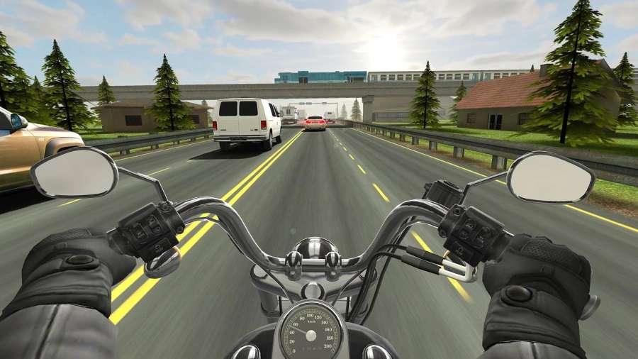 公路骑手截图1