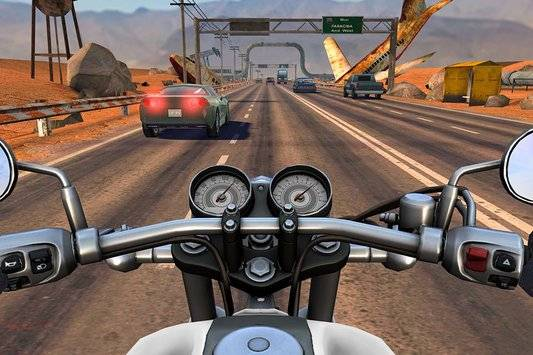 Moto Rider GO: Highway Traffic截图0
