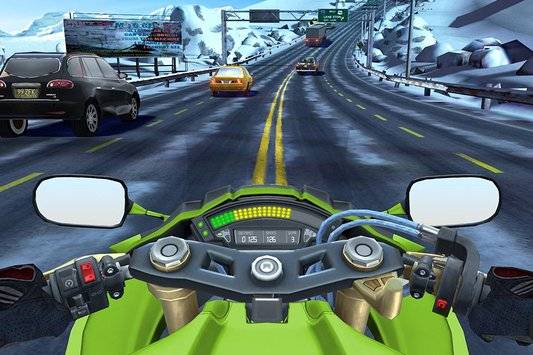 Moto Rider GO: Highway Traffic截图1