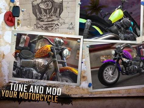 Moto Rider GO: Highway Traffic截图10