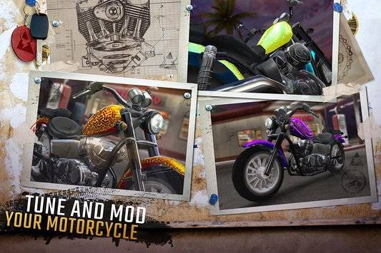 Moto Rider GO: Highway Traffic截图2
