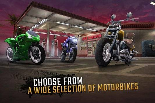 Moto Rider GO: Highway Traffic截图4