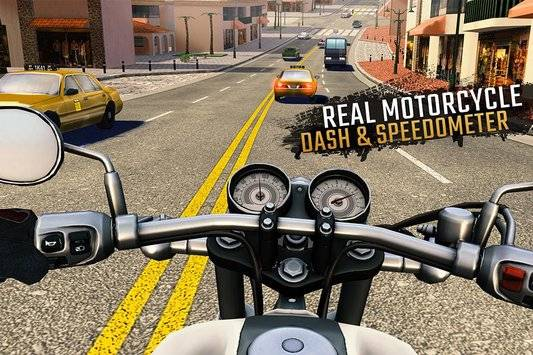Moto Rider GO: Highway Traffic截图6