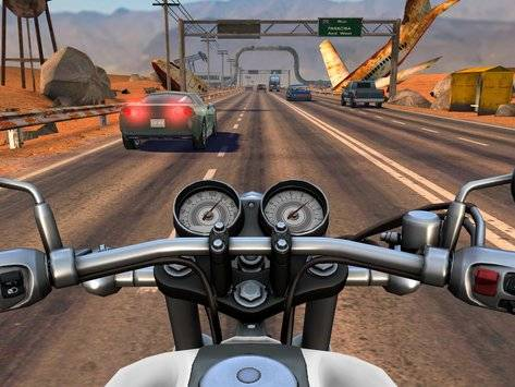Moto Rider GO: Highway Traffic截图8