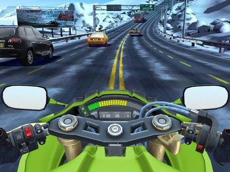 Moto Rider GO: Highway Traffic截图9