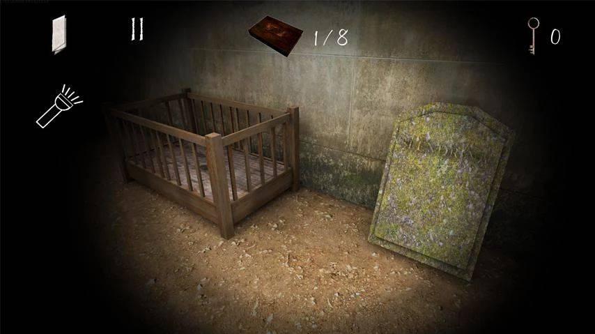 兰德里纳河的地下室2截图3