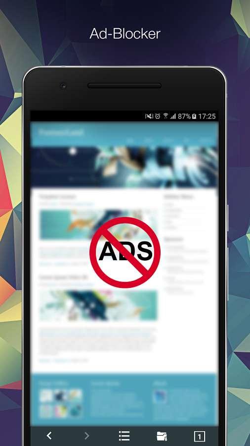 AZ Browser. Private & Download截图2