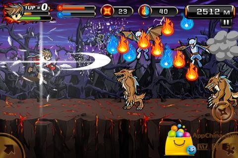 魔界忍者2之任务