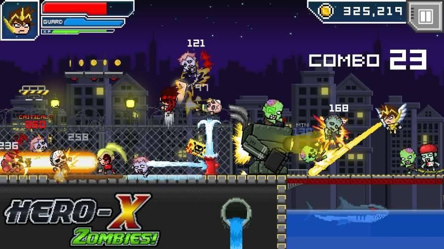 X英雄:丧尸截图3