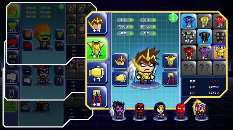 X英雄:丧尸截图4